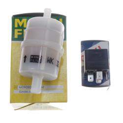 Przekaźnik + filtr kompresora AUDI A6 A8 BOSCH